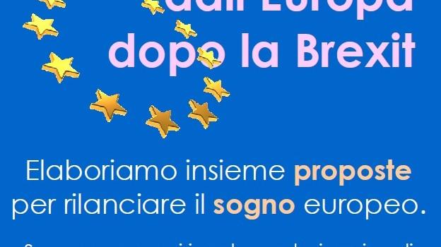 Cosa vogliamo dall'Europa dopo la Brexit? – con ISABELLA DE MONTE