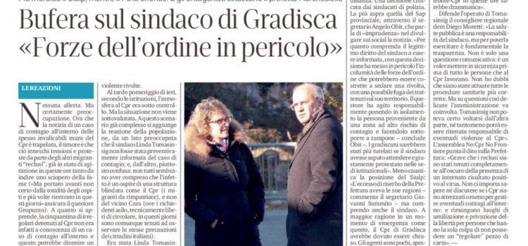 Bufera sul sindaco di Gradisca