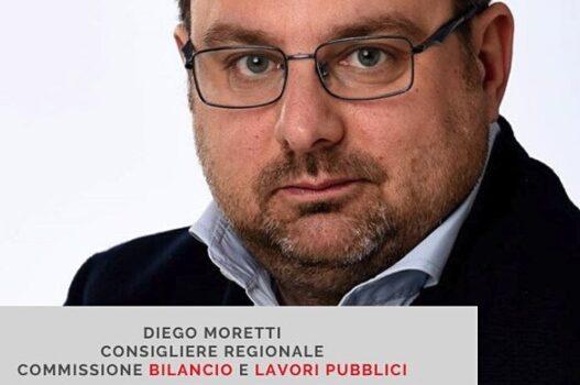 Diego Moretti incontra gli elettori – Lunedì 29 giugno ore 18:00