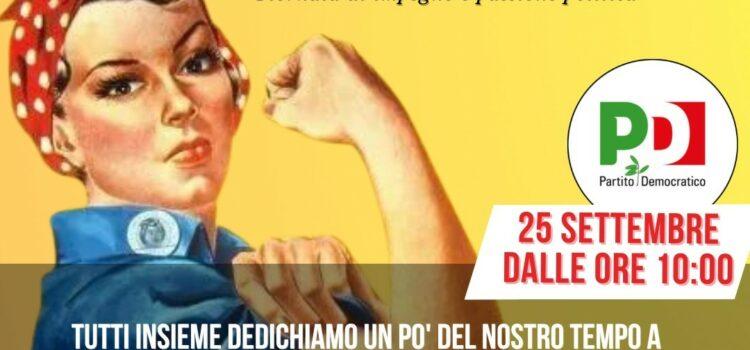 """25 settembre: """"GIORNATA DELL'IMPEGNO"""""""
